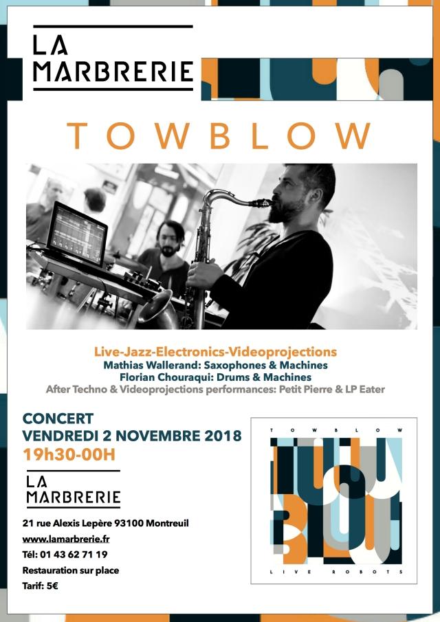 Affiche Towblow